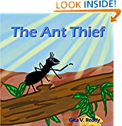 #7: The Ant Thief: (Story Book for Kids)(Picture Book for Kids)(Beginner Book for Children)(Story Book for Children)(Bedtime Stories)(Children's Picture Book)