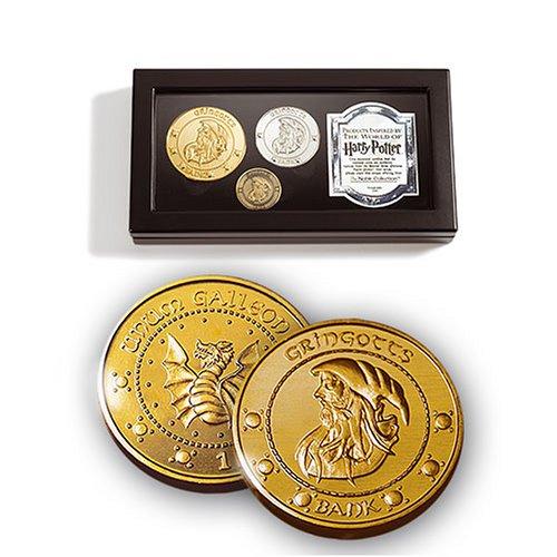 Gringotts Banco Coin Collection [importado Alemania]
