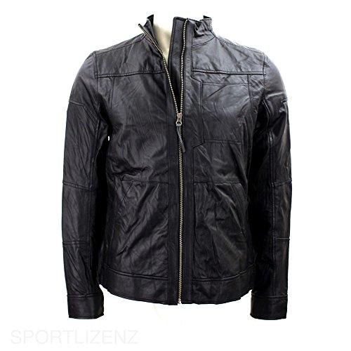 Preisvergleich Produktbild Puma Ferrari Leather Jacket 567070 01 Herren SF Lederjacke S
