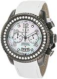 VIP TIME ITALY Orologio con Movimento al Quarzo Giapponese Woman VP8003GS GY 43mm