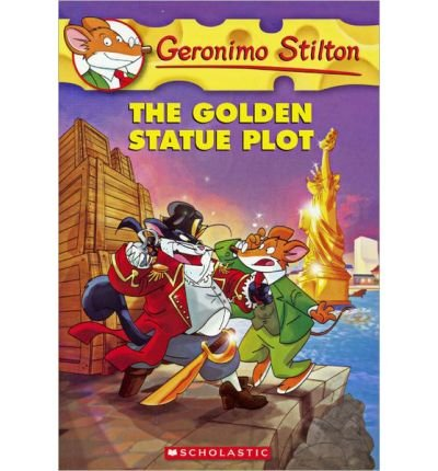 [(The Golden Statue Plot )] [Author: Geronimo Stilton] [Sep-2013]
