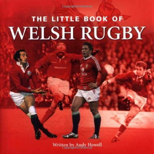 Little Book of Welsh Rugby (Little Books) by Andy Howell (2006-06-05) par Andy Howell