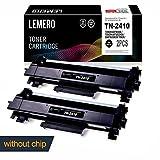 2 LEMERO Kompatibel Brother TN-2410 TN2410 TN-2420 TN2420 Tonerkartusche [ohne Chip] für Brother HL-L2310D HL-L2350DN HL-L2370DN HL-L2375DW DCP-L2510D DCP-L2530DW MFC-L2710DN MFC-L2730DW MFC-L2750DW Drucker , 1200 Seiten , Schwarz