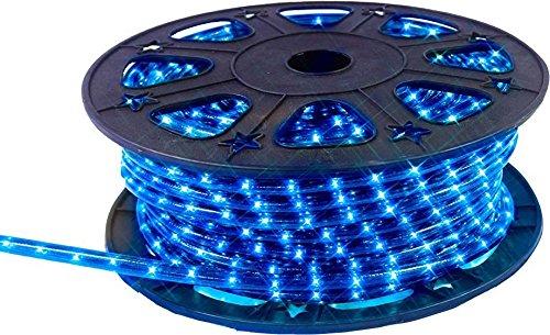Scharnberger+Has. Lichtschlauch Profi 25m 57869 230V blau m.Strombr. Lichtschlauch/-band 4034451578692