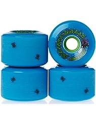Santa Cruz Wheels e Balls Roadkill - Rueda de skateboard, talla 72 mm