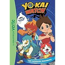Yo-Kai Watch 10 - Les devoirs maudits