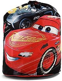 Cars 3 Win Strandtasche, 40 cm, Rot (Rojo)