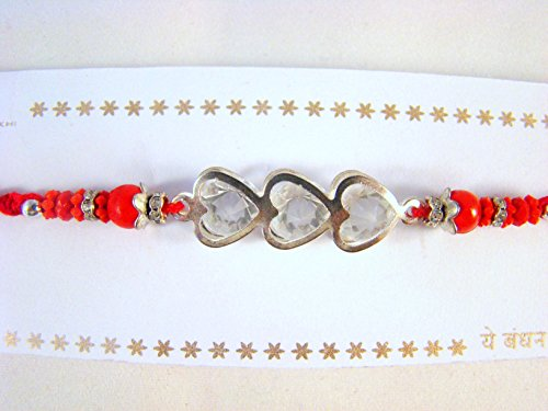 Hinduism Spirited New Friendship Rakhi Rakshabandan Indian Bracelet Exclusive Wristband