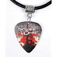 My Chemical Romance Collana con plettro chitarra MCR