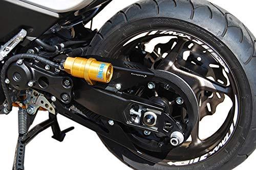 racingbike Copri correa, Negro, Yamaha T-Max 53012–16