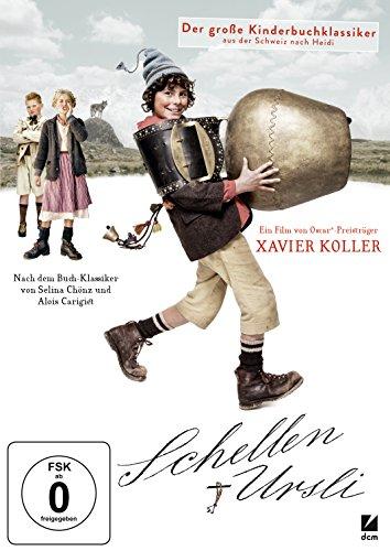 Schellen-Ursli (Fury-film 2014 Dvd)