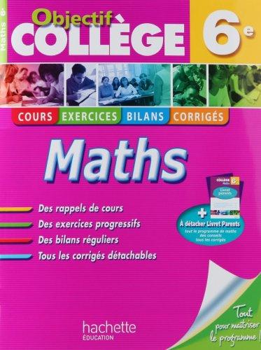 Maths 6e par Philippe Rousseau