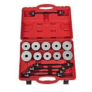 VidaXL 210116 Coffret outils de montage silentbloc 27 piècespas cher