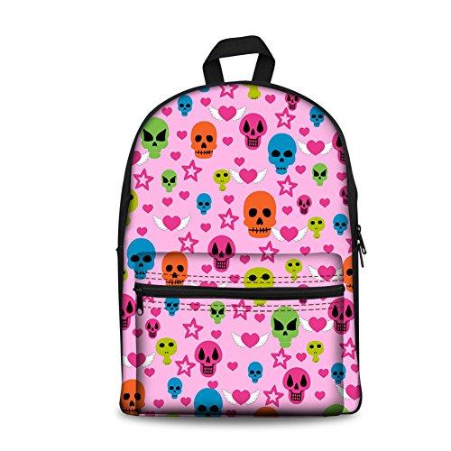 showudesigns , Damen Rucksackhandtasche mehrfarbig color 9 M color 3