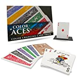 Best Dvd Makers - Color Aces Card Magic Trick - With Instructional Review