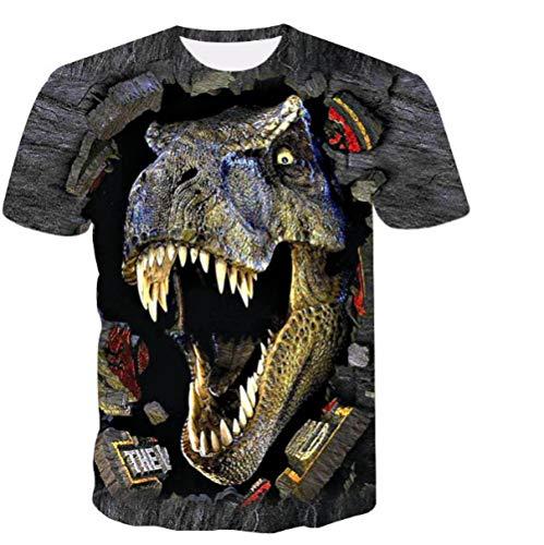 3DT Shirt männlich/weiblich T-Shirt Kinder Farbe Anhänger Kleidung