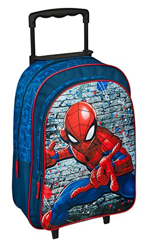 Undercover Trolley, Marvel Spider-Man, ca. 43 x 32 x 12 cm