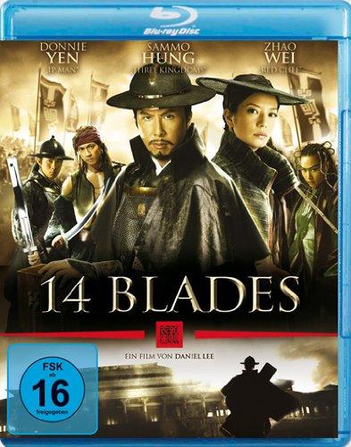 Bild von 14 Blades [Blu-ray]