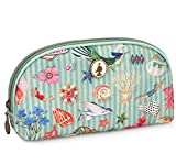 PIP Studio Pencilcase Triangle Make-up Etui Schlamperrolle Stifte LITTLE SEA Neu