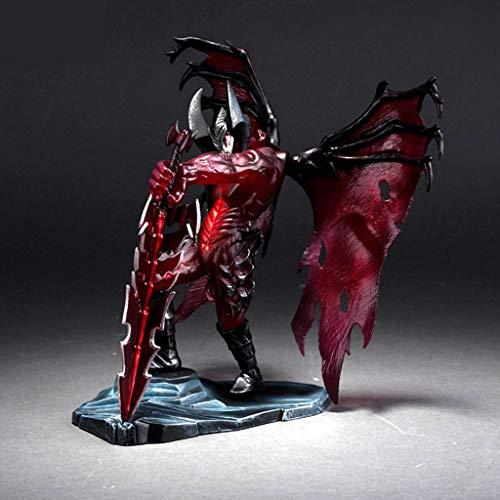 Legends Dunkles Schwert Dämon Yatox Modell Statue Spieldekoration 15cm ()