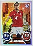 LEDB - Mats Hummels - Bayern München - Bronze, Limitierte Auflage (Topps Match Attax Bundesliga 2016/2017)