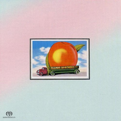 Eat a Peach [Sacd/CD Hybrid] [Us Import] by The Allman Brothers Band (2004-07-27)