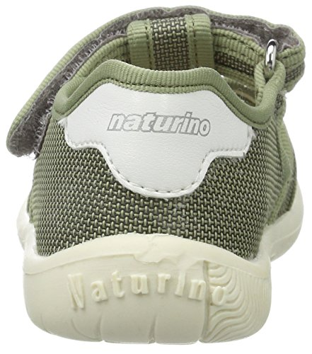 Naturino Naturino 7785, Sandales Compensées fille Gris
