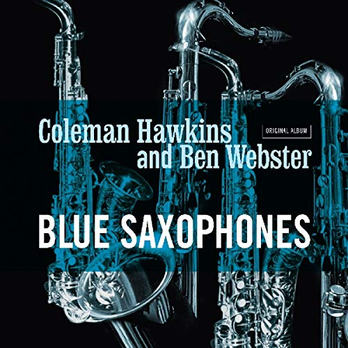 Blue Saxophones [Vinyl LP]