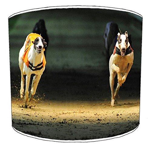 premier-lampshades-cuadro-greyhound-racing-pantalla-3-305-cm
