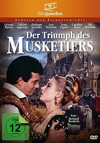 Bild von Der Triumph des Musketiers (Filmjuwelen)