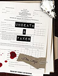 Undeath and Taxes (Fred, the Vampire Accountant) by Drew Hayes (2015-10-06)