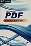 Fox Arrow - PDF Creator & Editor (CD)