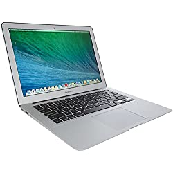 """Apple MacBook Air 13"""" / 1.4GHz Intel Core i5 / 4GB / 128GB Hard disk / UK Clavier / Early 2014 (Reconditionné)"""
