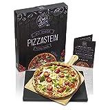 Dolce Mare® Pizza Stone - Piedra para pizza de Cordierita