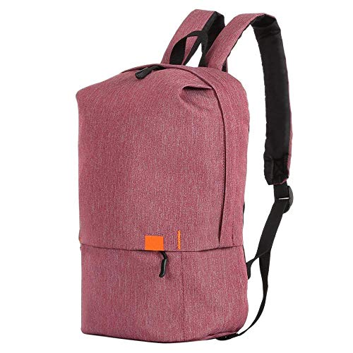 fuchaozhuanmai Travel Backpack_Casual Sports Backpack Zaino, Vermilion, 10 L