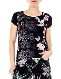 Amazon Modashop247 Camisas Y Camisetas Blusas Desigual es fPzwfxqU1