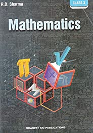 Mathematics for Class 10 by R D Sharma (2019-20 Session)