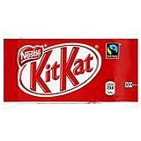 Kit Kat chocolates 4 Finger Fair Trade 45g Case of 48