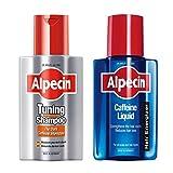 Alpecin Tuning Shampoo & Koffein Liquid