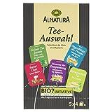 Alnatura Bio Tee-Auswahl 5x4 Beutel, 34 g