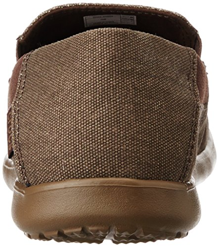 Crocs Santa Cruz 2 Luxe M, Sneakers Basses Homme Marron (Espresso/Walnut)