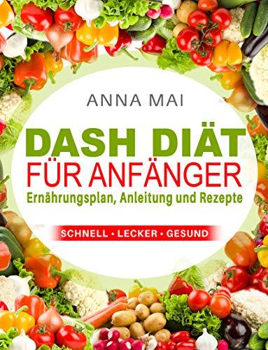 DASH Diät für Anfänger: Ernährungsplan, Anleitung und Rezepte ...