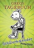 Gregs Tagebuch - Schülerkalender 2016/2017