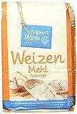 Schapfenmühle Weizenmehl 1050, 10er Pack (10x 1 kg)