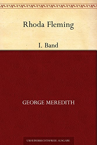 Rhoda Fleming. I. Band