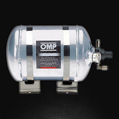 OMP OMPCESAL3 SISTEMA EXTINCION DE ALUMINIO CON DIAMETRO DE 130 MM ELECTRICAMENTE