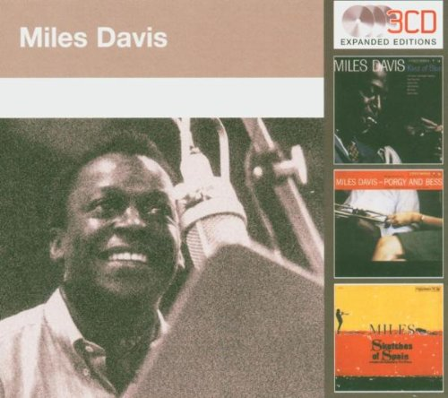 Kind of Blue/Porgy & Bess/Sketches of Spain
