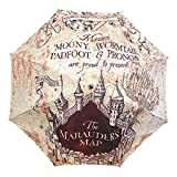 Parapluie Harry Potter - Carte du Maraudeur