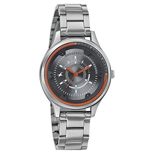 51XDy7bISiL - Fastrack 6138SM01 Grey Women watch