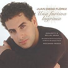 Juan Diego Flórez ~ Una furtiva lagrima (Bellini & Donizetti Arias)